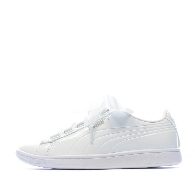 sneakers blanche femme puma