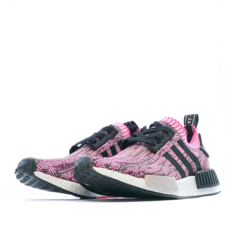 adidas nmd r1 femme noir et rose