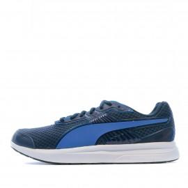 Chaussures de sport bleu marine homme Puma pas cher | Espace