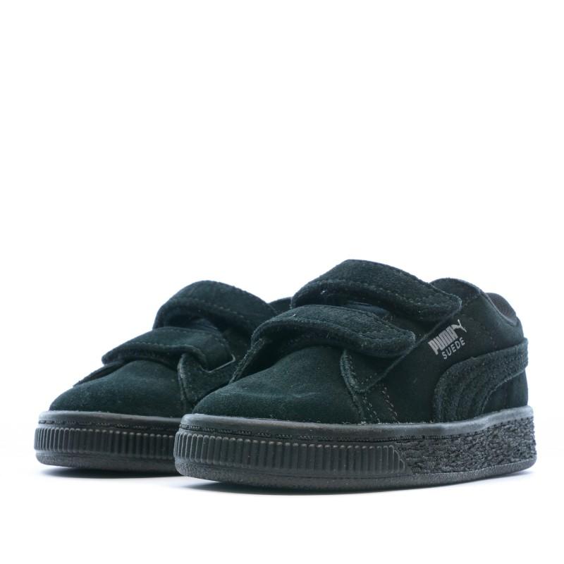 chaussure noire puma