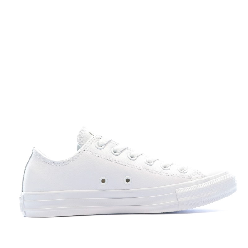 basket converse blanches