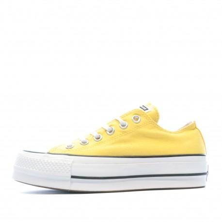 all star converse homme jaune