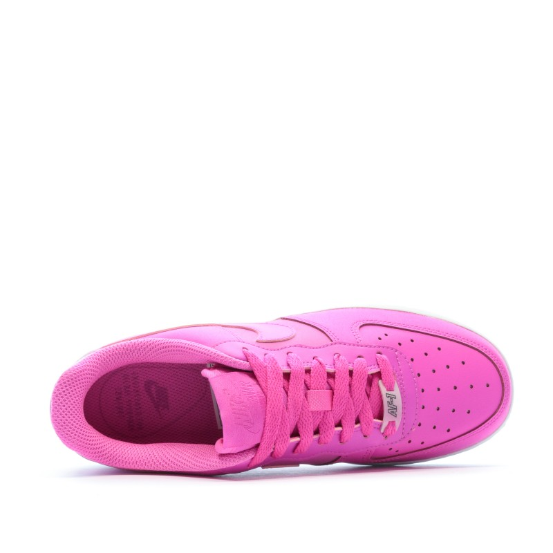 Air Force 1 07 Baskets roses femme Nike pas cher   Espace des Marques