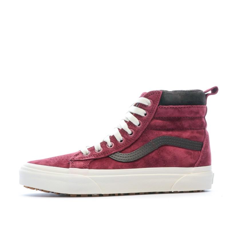 chaussure montante femme vans