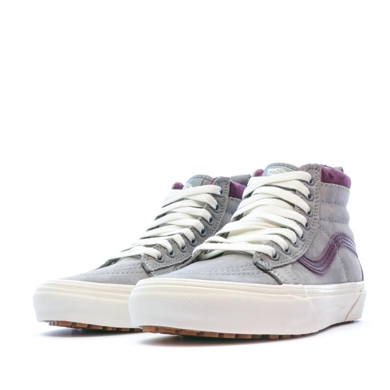 vans sk8 hi violette