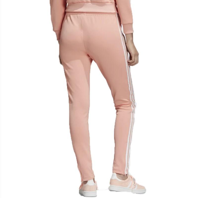 Pantalon de survêtement Rose Femme ADIDAS SST
