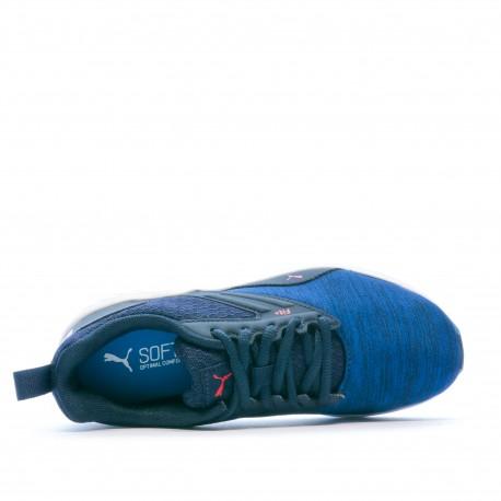 Chaussures de sport bleu garçon Puma NRGY Comet Jr discount