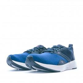 Chaussures de sport bleu garçon Puma NRGY Comet Jr destockage