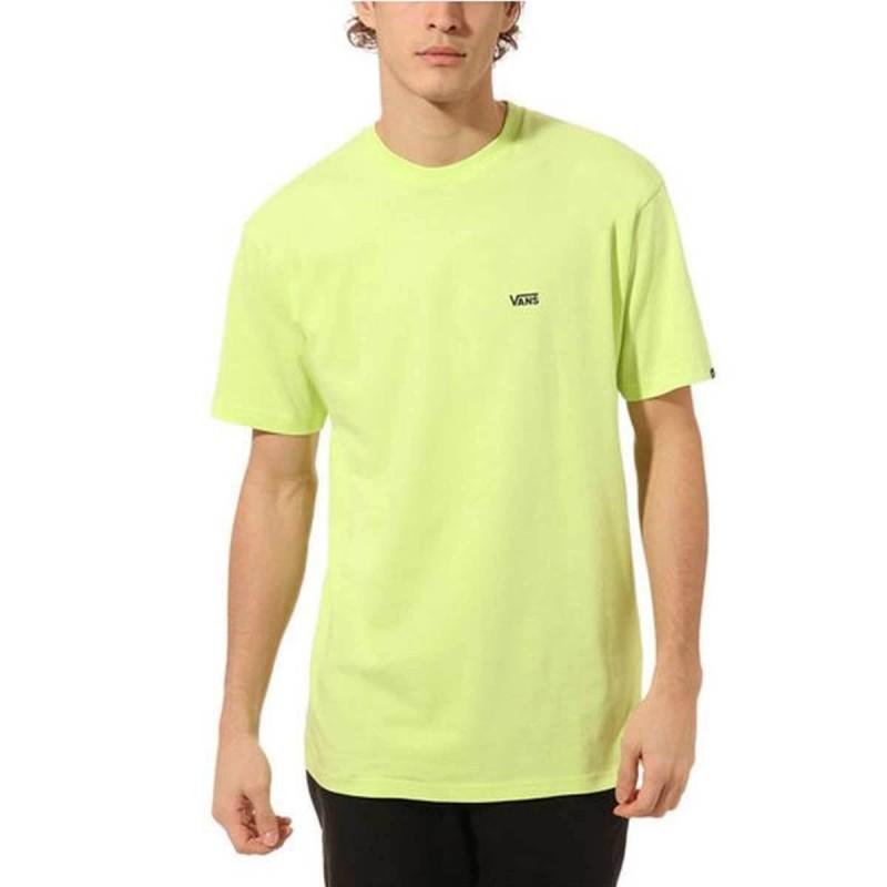 tshirt vert homme vans