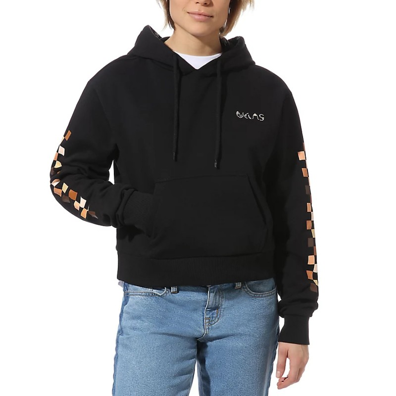 sweatshirt vans femme