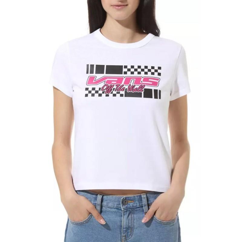 tee shirt vans femme pas cher