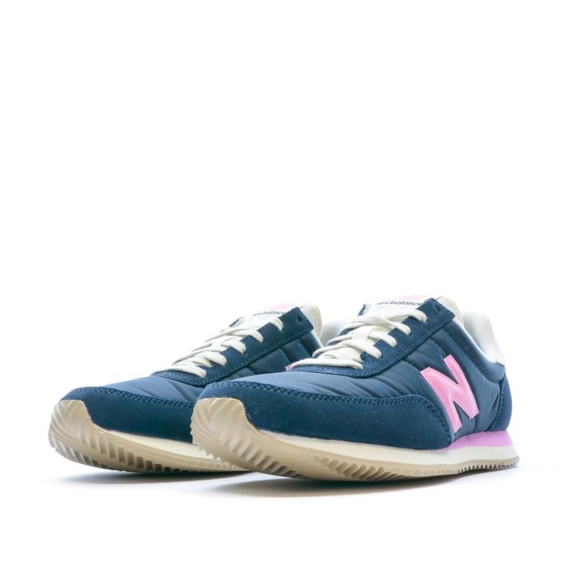 basket femme new balance bleu marine