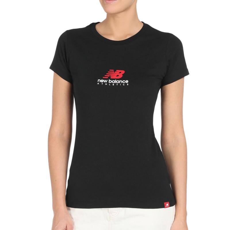 new balance femme tee shirt