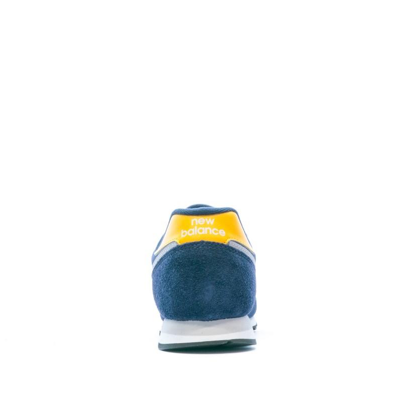 basket homme new balance jaune