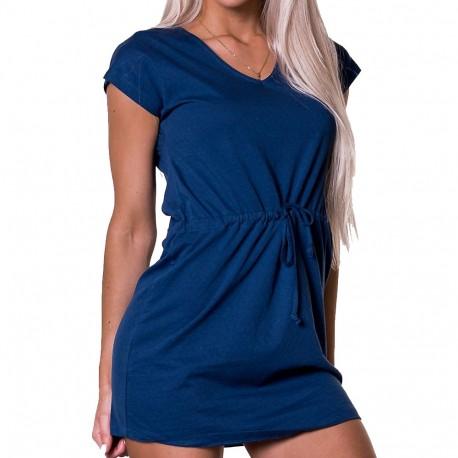 Robe Bleu Femme Jacqueline De Yong Pastel Pas Cher Espace Des Marques