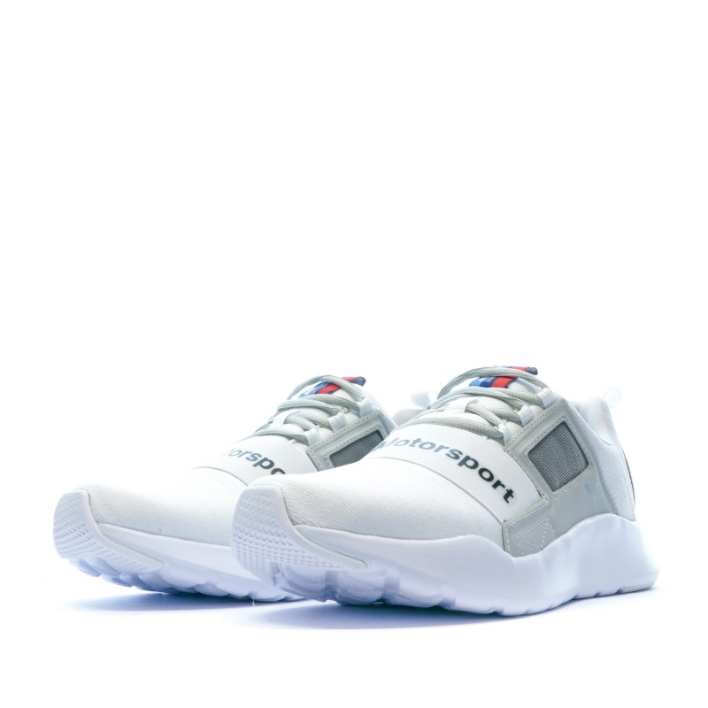Basket BMW Blanche Homme Puma MMS Wired Cage|Espace des Marques