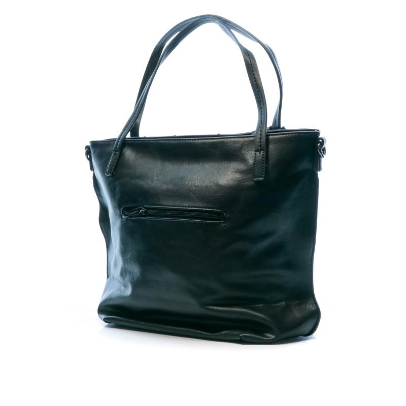 sac noir cabas femme Georges rech Nina pas cher | Espace des marques