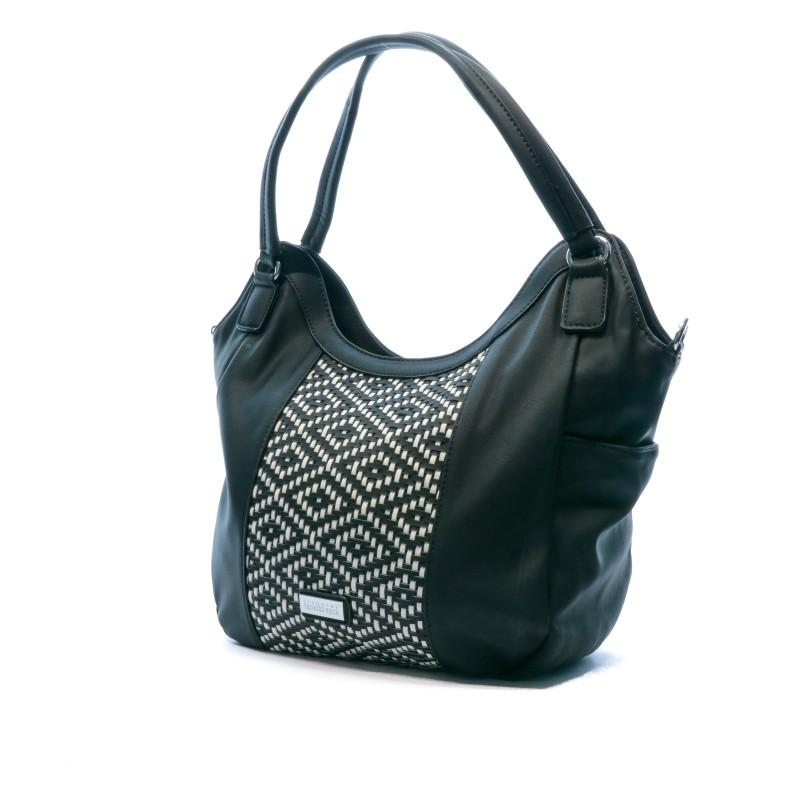sac noir femme Georges Rech Nehemie pas cher | Espace des marques
