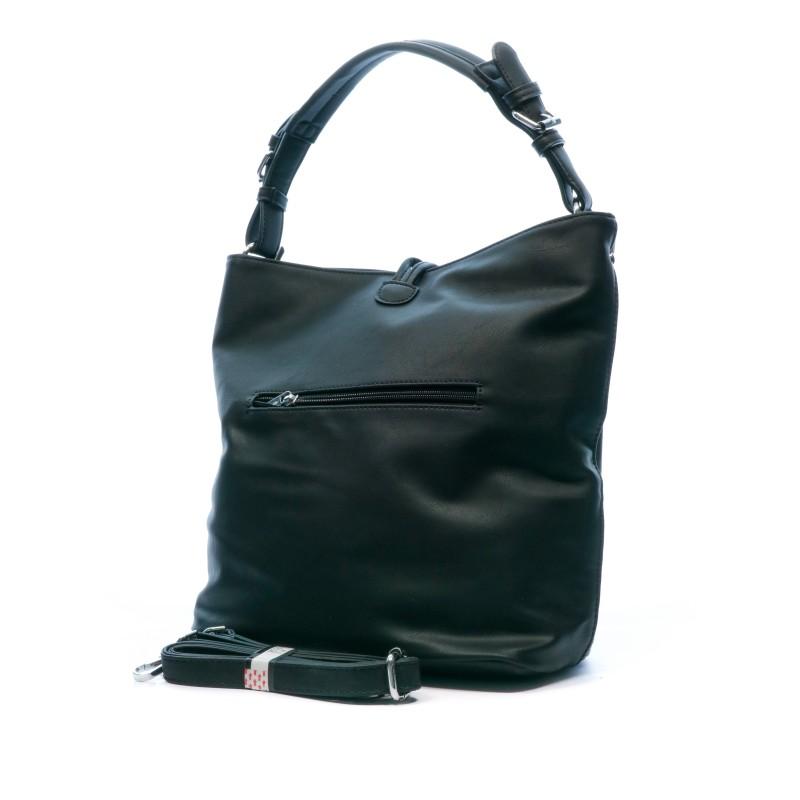 sac noir femme georges rech nella pas cher | Espace des marques