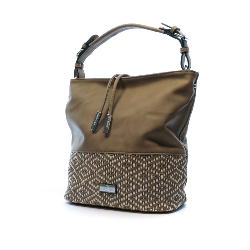 sac taupe femme Georges Rech Nella pas cher | Espace des marques