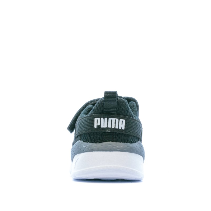 basket noir enfant bébé Puma Anzarun pas cher | Espace des marques
