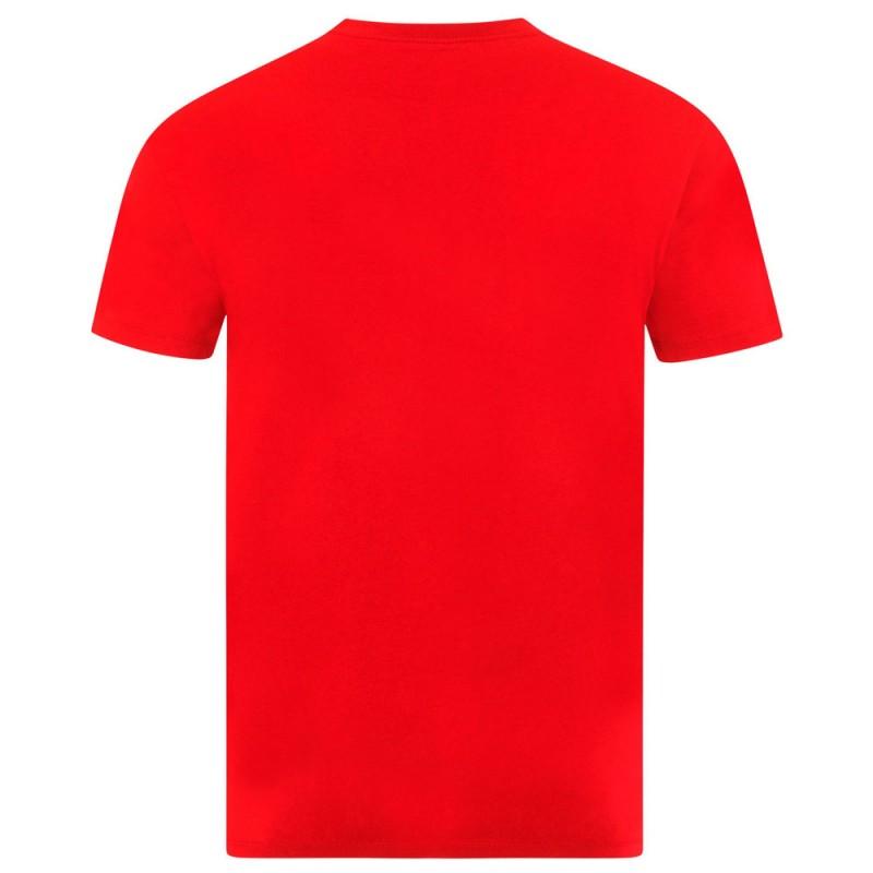 tee shirt converse rouge