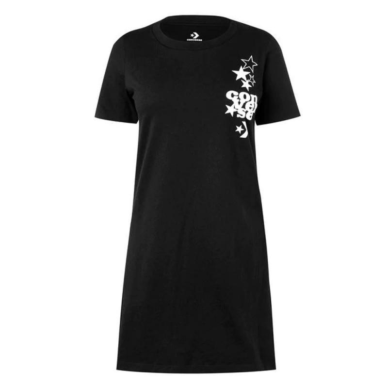tee shirt noir converse