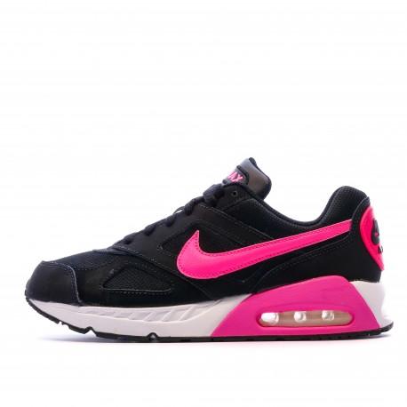 Nike Air Max Baskets noir/rose femme Ivo pas cher   Espace des Marques