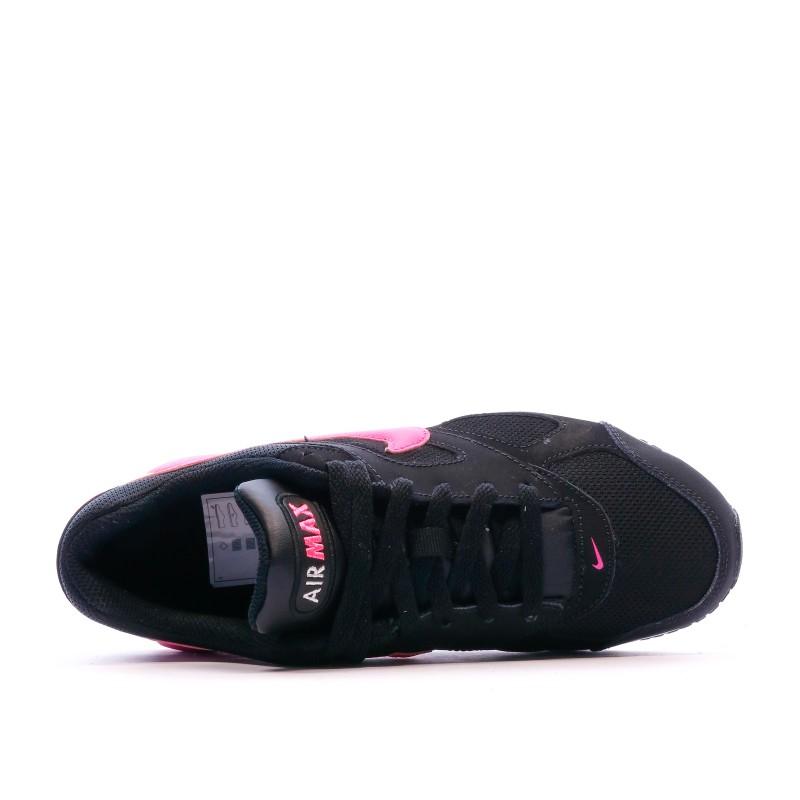 basket femme air max noir