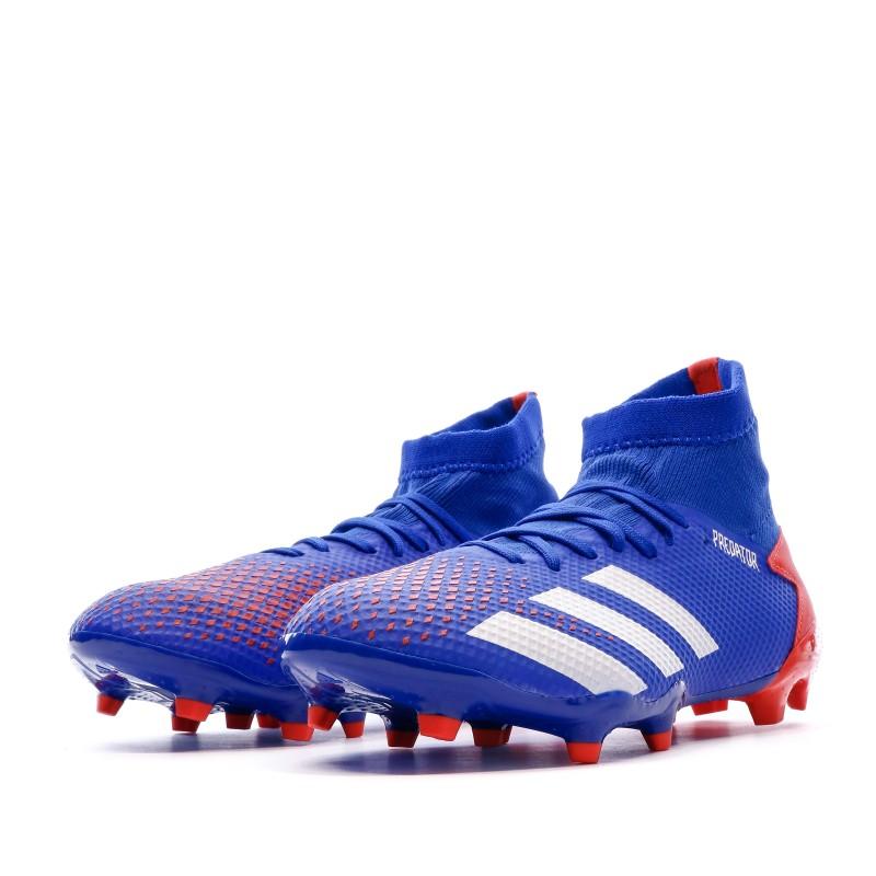 Adidas Predator 20.3 FG Chaussures de foot bleu homme | Espace des Marques