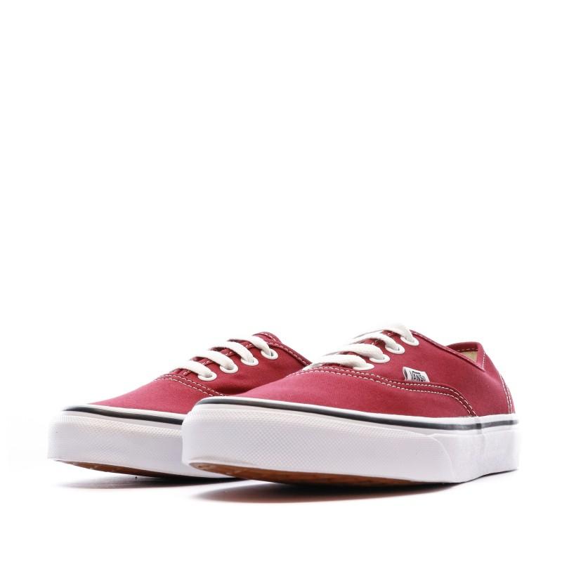 chaussure femme vans bordeau
