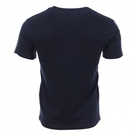 T-shirt marine homme Kappa Itap petit prix
