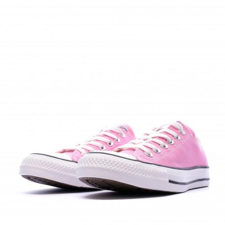 All Star Baskets rose femme Converse promo
