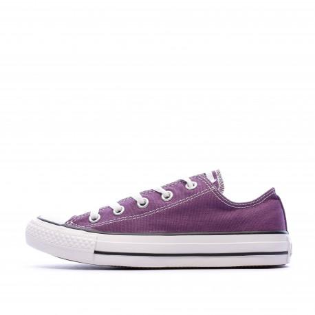 All Star Baskets violette femme Converse pas cher
