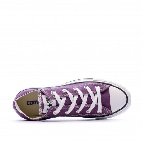 All Star Baskets violette femme Converse promo