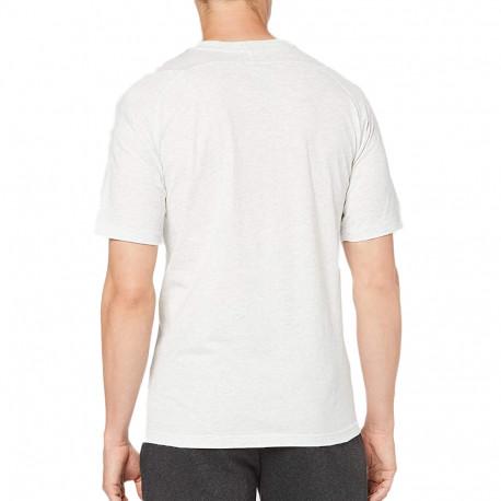 T-shirt blanc cassé chiné homme Puma Final prix réduit