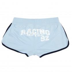 Racing 92 short bleu femme Kappa Chelidoine petit prix