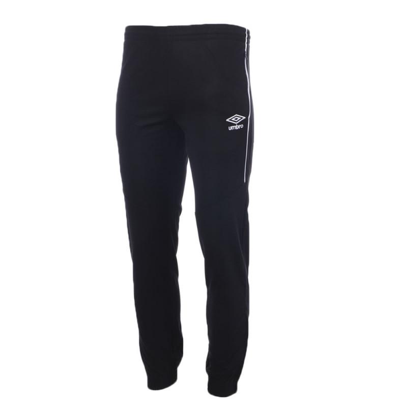 Pantalon de survêtement noir homme Umbro Division 1