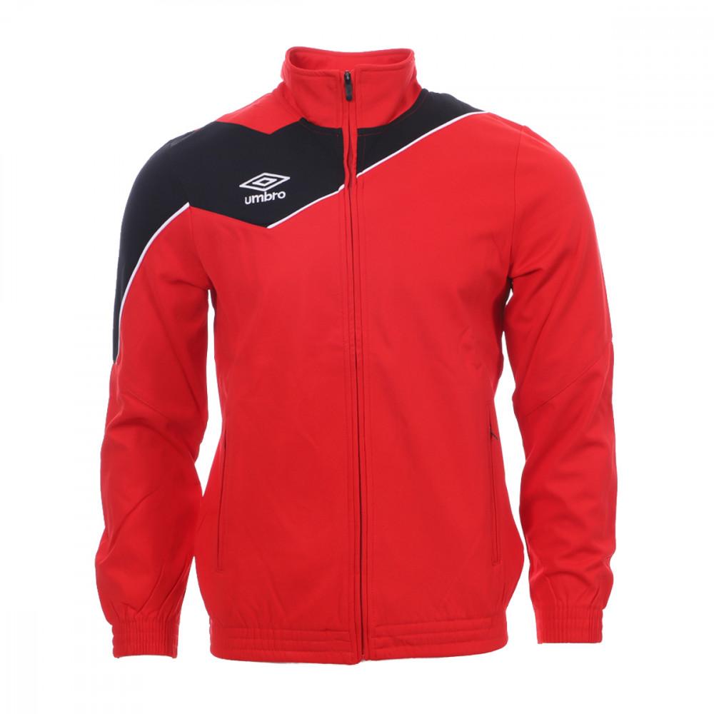 Veste de survêtement Rouge/Noir Homme Umbro Division 1
