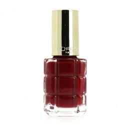 Vernis à Ongles à l'huile Color Riche L'Oréal 552 Rubis Folies pas cher