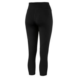 Legging 3/4 Noir Femme Puma Solid petit prix
