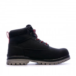 Boots Noires Garçon Kappa GUNTER JR petit prix