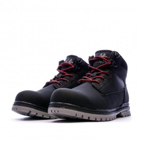 Boots Noires Garçon Kappa GUNTER JR prix bas