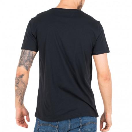 T-Shirt noir homme Tommy Hilfiger Original Jersey petit prix