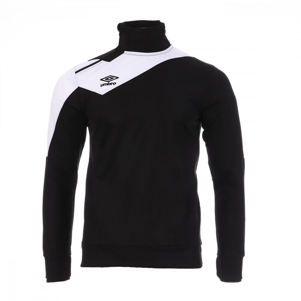 Sweat noir/blanc Homme Umbro Division 1