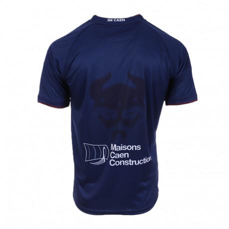 SM Caen Maillot domicile bleu/rouge homme Umbro 2018/19 pas cher