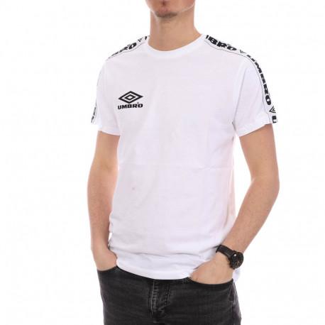 T-Shirt blanc homme Umbro Street Tee pas cher
