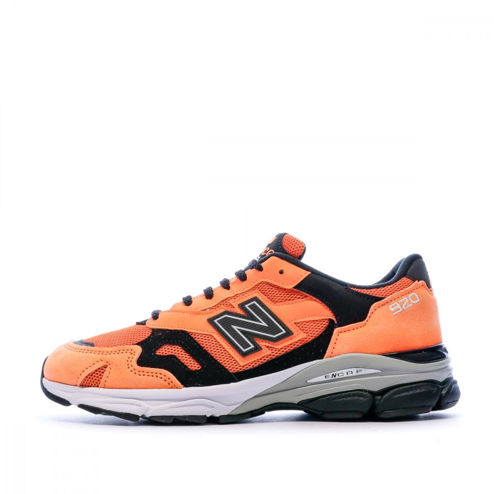 Baskets orange homme New Balance M920 D pas cher | Espace des Marques