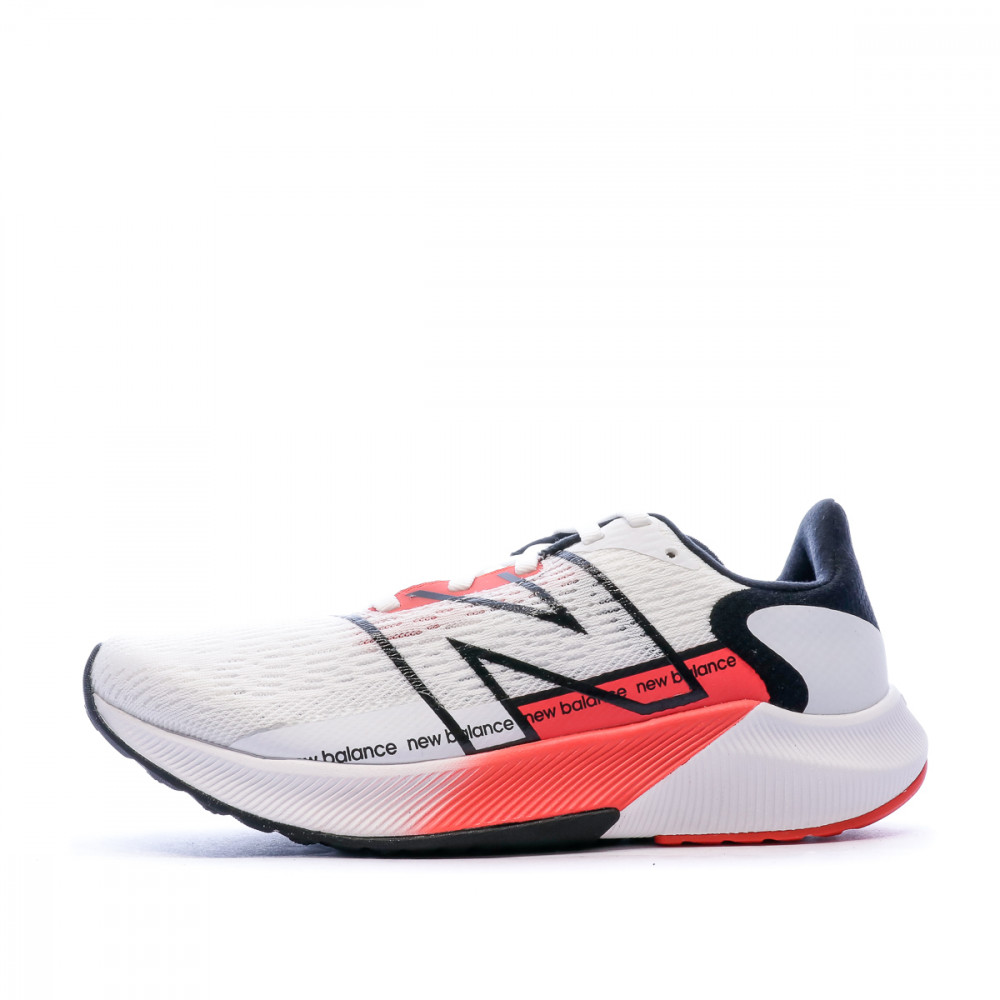 Running Blanches Femme New Balance WFCPR B | Espace des Marques