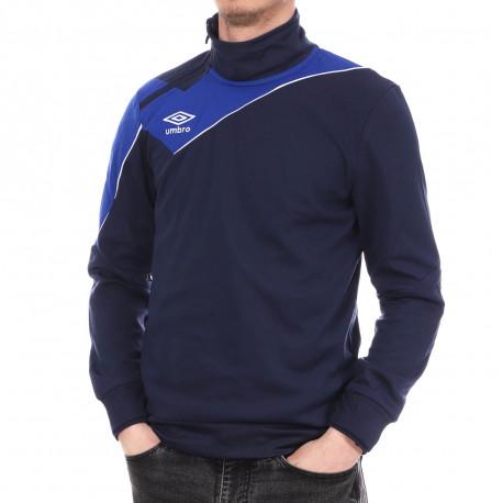 Sweat marine/bleu Homme Umbro Division 1